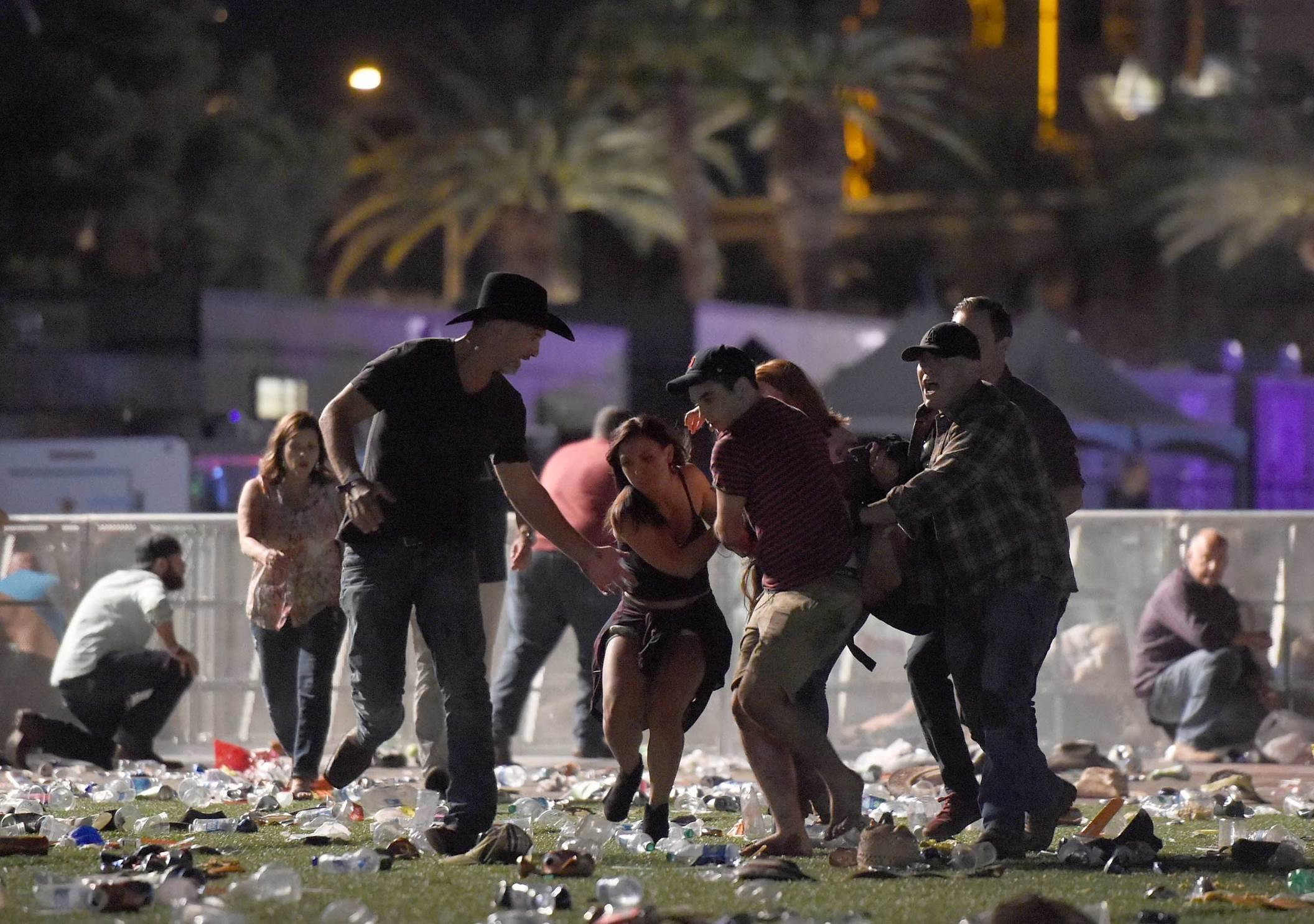 Did Vegas Shooter Act Alone?