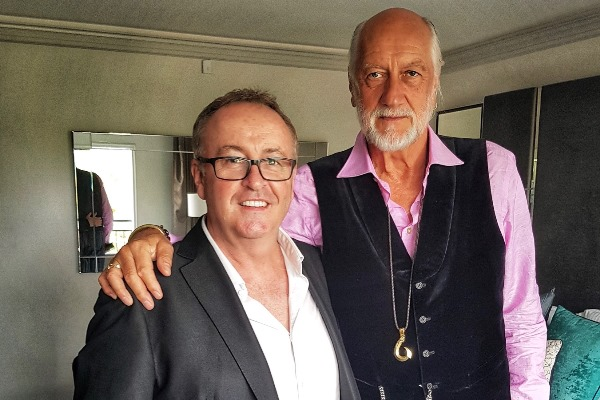"""Article image for Music superstar Mick Fleetwood will """"rock 'til he drops"""""""