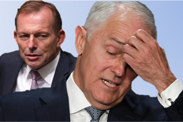 """Tony Abbott: """"The era of the political assassin has to end"""""""