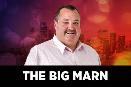 The Big Marn – Tuesday December 5th