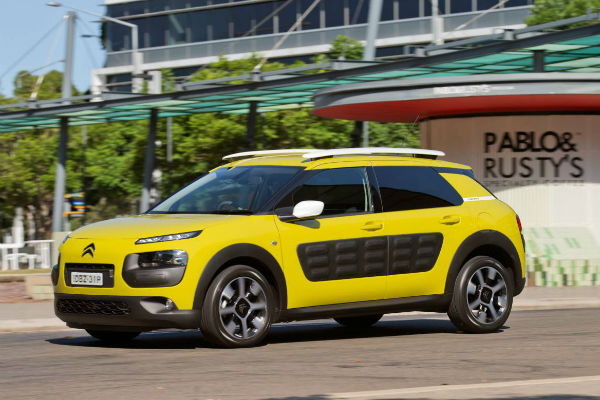 citroen cactus one tone automatic. Black Bedroom Furniture Sets. Home Design Ideas