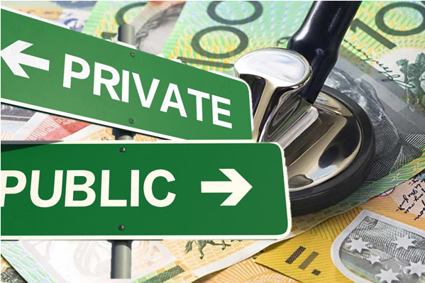 Australians are being urged to ditch private health insurance