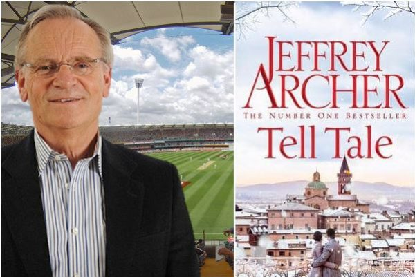 "Article image for ""Get lost Jones!"" – Alan catches up with his old friend Lord Jeffrey Archer"