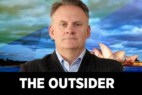 Article image for Mark Latham slams new anti-discrimination laws as 'one-way traffic'