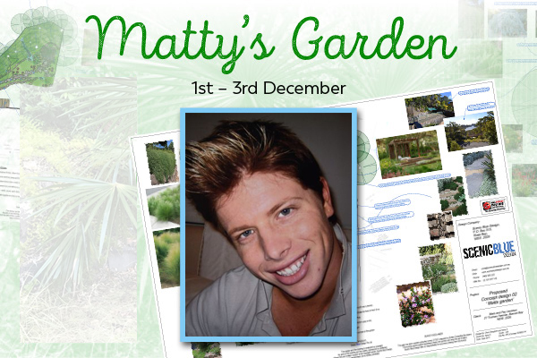 GALLERY | Ben thanks those who worked on Matty's Garden