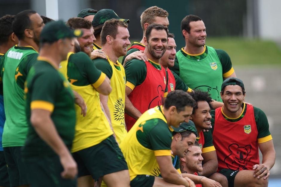 Kangaroos through to the Semi Finals