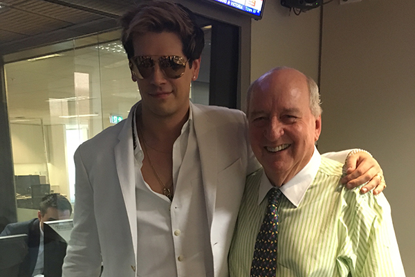 Article image for 'We never received that bill': Milo Yiannopoulos slams 'hilarious' rejection of his visa