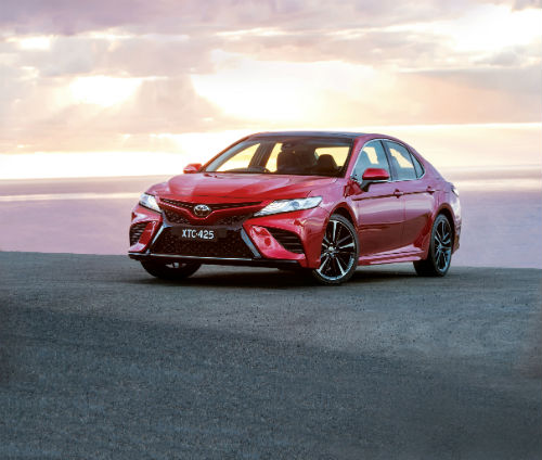 New Toyota Camry - 1