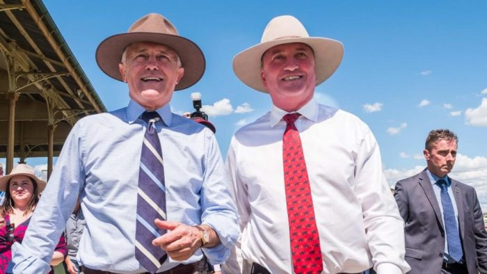 PM shuns Melbourne Cup for country races