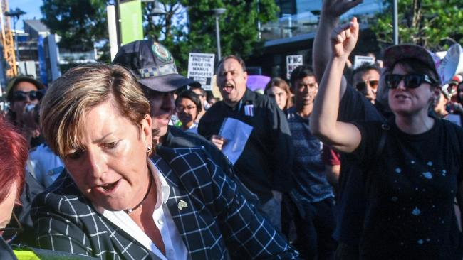 Article image for How was Tony Abbott's sister attacked?