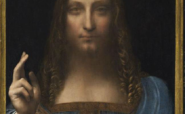 How a $59 da Vinci fetched half-a-billion dollars