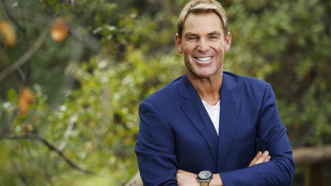 What does Warnie think about the Ashes team?