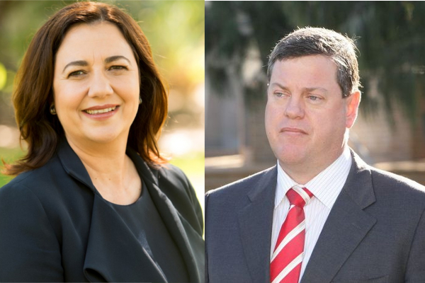 Palaszczuk headed for victory while Nicholls' future looking grim