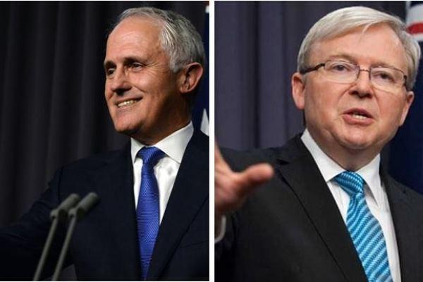 "Peta Credlin – ""Malcolm Turnbull is the Liberals' Kevin Rudd"""