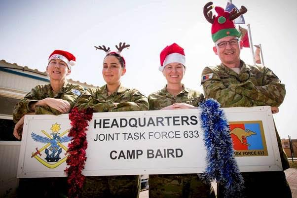 Presents For Our Troops