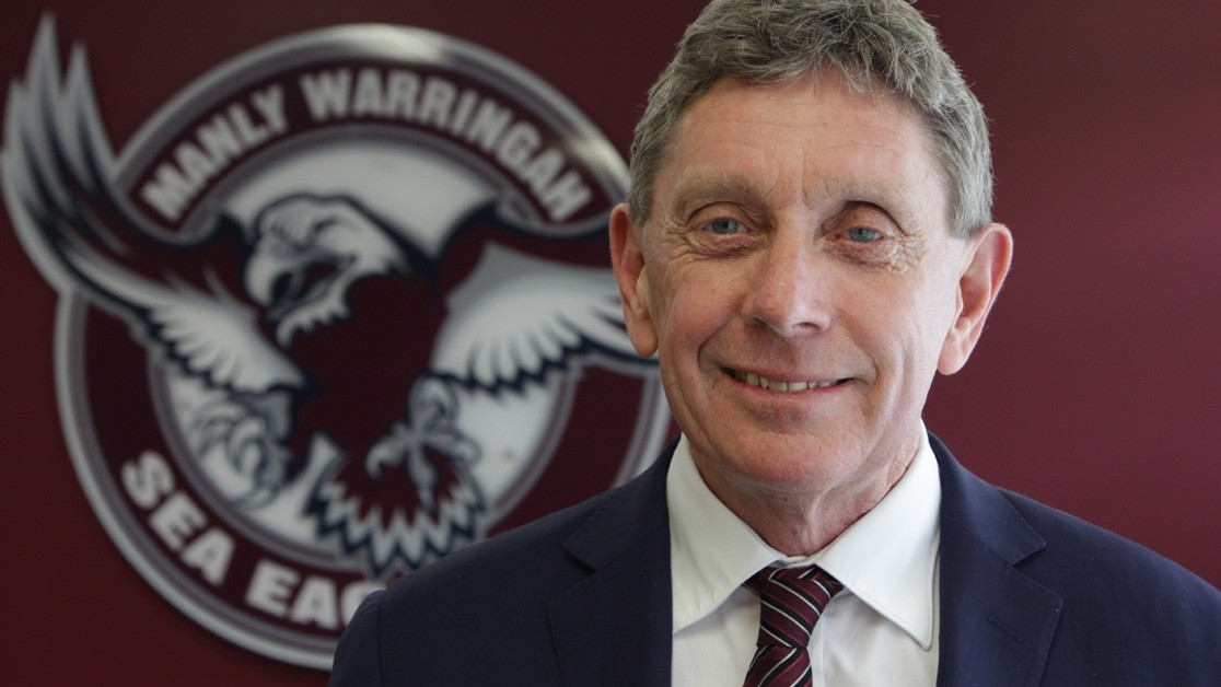 New Manly CEO