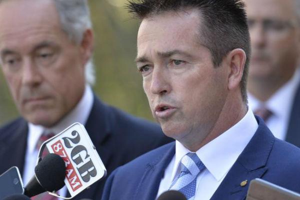 Article image for 'Not definitive': Minister defends festival regulations