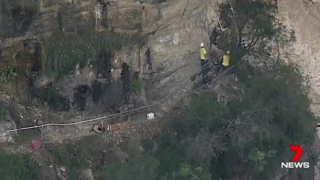 Deadly Rock Collapse