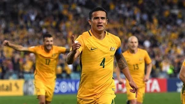 Socceroos Win