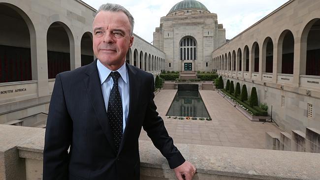 Wind Turbines On Aussie War Graves