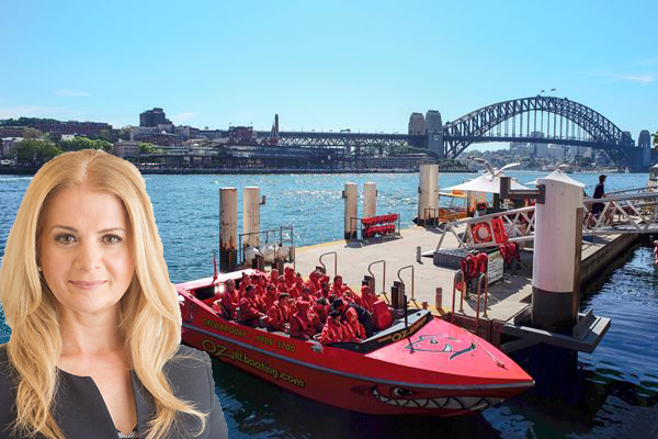 Article image for Government 'killing' small businesses on Sydney Harbour