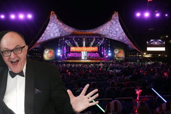 Article image for What's in store for Carols in the Domain this year?