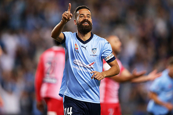 Article image for Sydney FC set to break a record number of wins