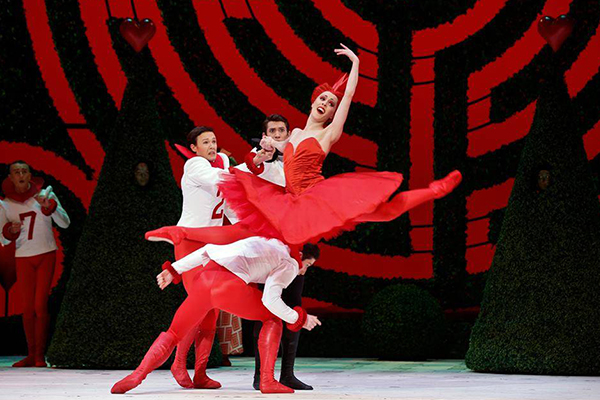 Article image for Rethinking ballet: 'It's not for the highbrow'