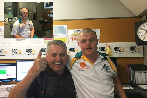 Ray Hadley: 'Andre, you're a hero and an inspiration'