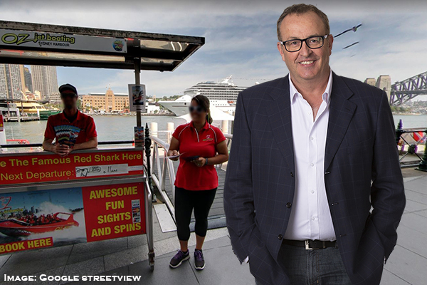 Chris Smith forces bureaucrats to backflip on Circular Quay decision