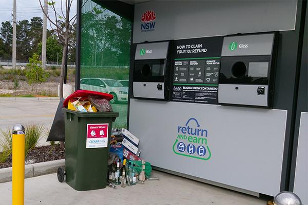 Container Deposit - Vincentia
