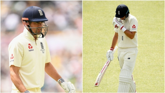 Article image for Vince backs Cook and Root to overcome slump