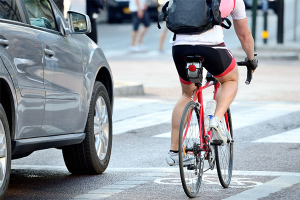 Article image for Cyclists should be referred to as 'people who ride bikes', researchers say