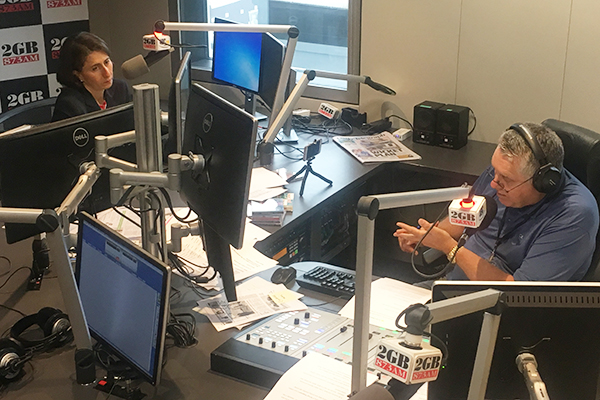 Article image for Ray Hadley grills NSW Premier over government stuff-ups