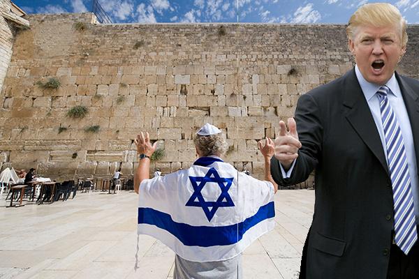US President Donald Trump recognises Jerusalem as the capital of Israel