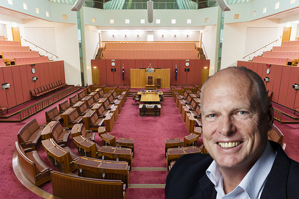 Australia's newest Senator – Jim Molan