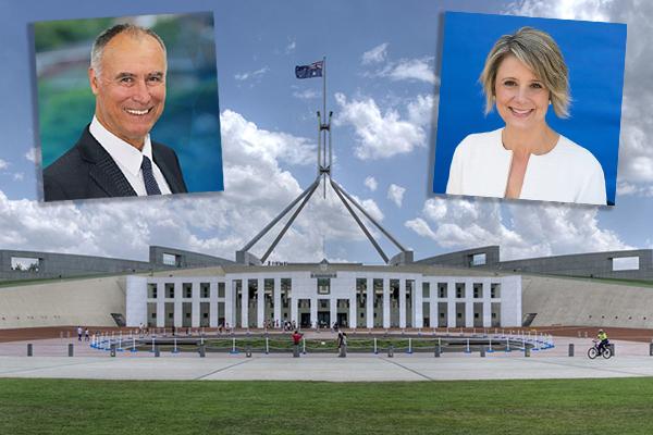 Article image for John Alexander slams parliamentary rorting claims