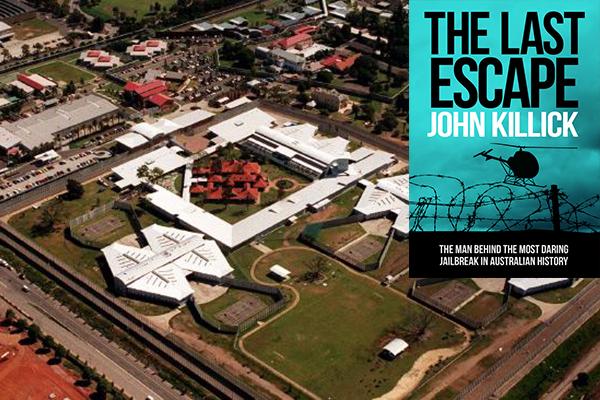 John Killick: The man behind the most daring jailbreak in Australian history