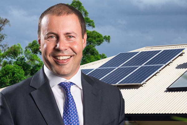 Article image for Josh Frydenberg: 'We still pay too much for our gas'