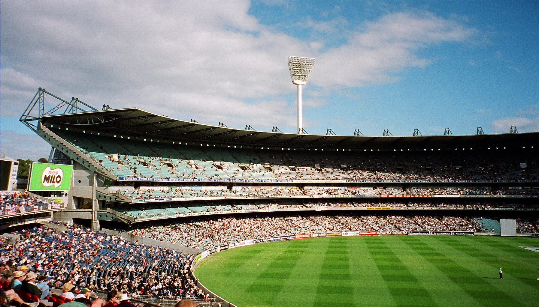 Article image for Dean Jones: MCG pitch isn't up to scratch