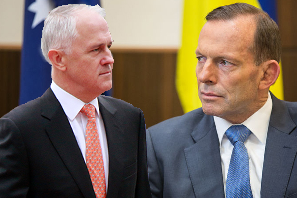 Article image for Tony Abbott: Malcolm Turnbull could be playing 'dirty tricks' on Peter Dutton