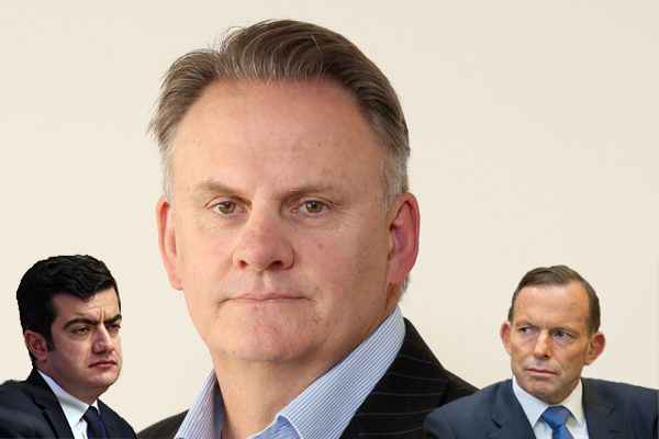 Article image for Mark Latham: Cabinet choices made 'out of desperation'