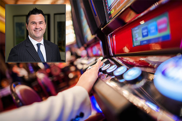 Article image for Clubs CEO stands by poker machines