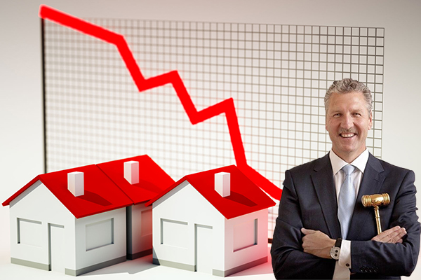 Article image for Is the property boom over?