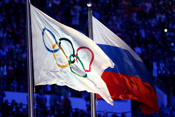 Russia banned from competing at the 2018 Winter Olympics
