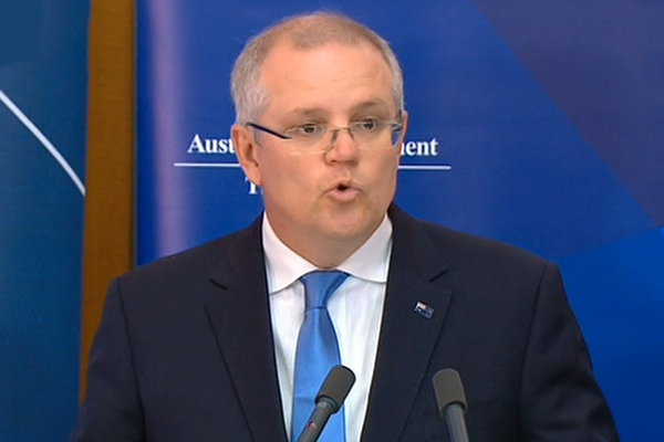 MYEFO: Federal budget on track to return to surplus
