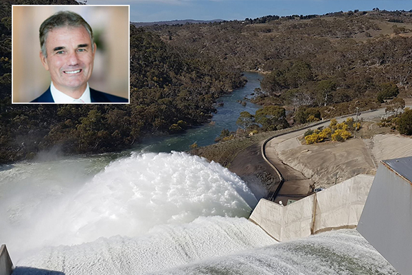Article image for Snowy Hydro a step closer to mega expansion