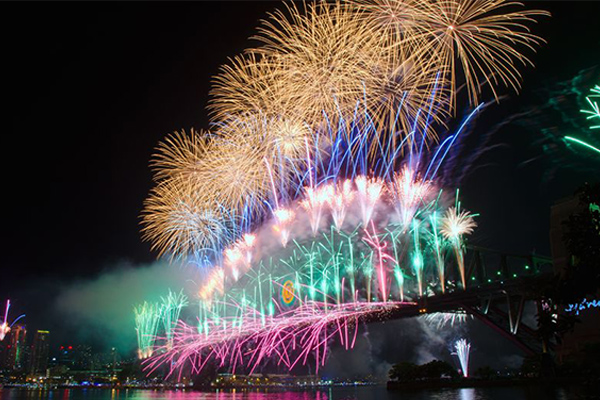 Article image for What you can expect from Sydney's NYE fireworks
