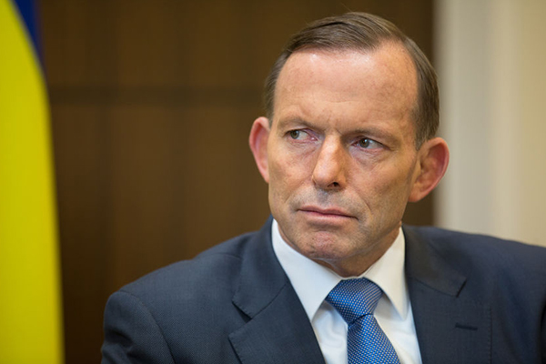 Tony Abbott: 'There is a problem within Islam'