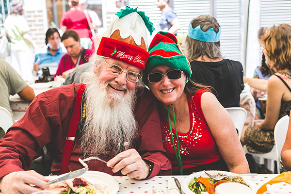 Article image for Charity hosting Christmas Day street party